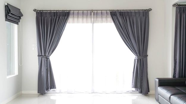 upholstery and curtains